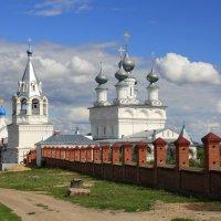 Воскресенский монастырь. Муром :: Михаил Юрьевич