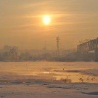 капелька тепла :: Вадим Куликов
