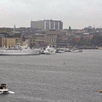 Набережные Стокгольма-5 :: Александр Рябчиков