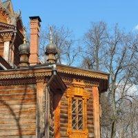 Храм св.Тихона Задонского (Сокольники). :: Геннадий Александрович