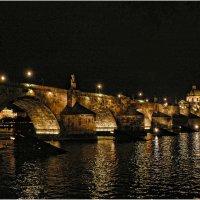 Ночная Прага. :: Екатерина Артамонова