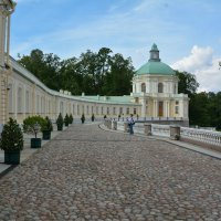 Архитектура Ораниенбаума (этюд 6) :: Константин Жирнов
