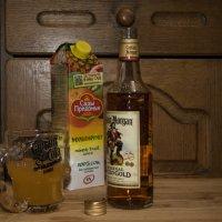 Единение в алкоголе! :: Яков Реймер