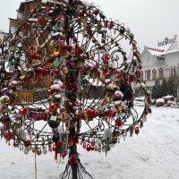Замочное дерево :: Владимир Болдырев