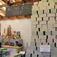 olive oil soap :: Olga