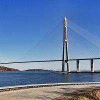 Мост на остров Русский. Владивосток. :: Ed Peterson