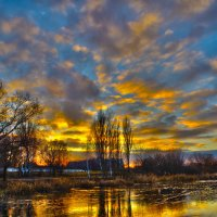 краски заката :: юрий иванов