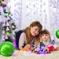 Новый год уже близко.. :: Ксения Заводчикова
