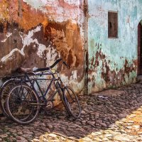 Улицы Тринидада :: Анна Корсакова