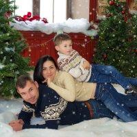 Новый год к нам мчится)) :: Ольга Литвинова