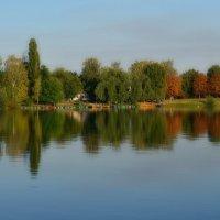 Еще не осень, но уже и не лето... :: Валентина Данилова