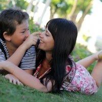 я и мой сыночек :: Анжелика Маркиза
