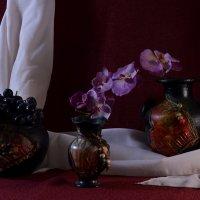 Три горшочка :: Наталия Лыкова