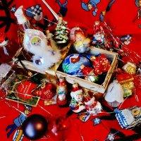 Да здравствуют Дед Мороз, Снегурочка и все-все все! :: Светлана Лысенко