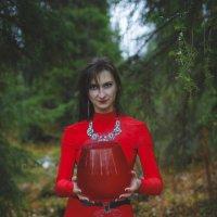 Анастасия :: Andrey Khvorov