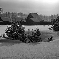 Среди лесов в дремотной неге... :: Лесо-Вед (Баранов)