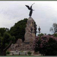 Памятник русалке :: Вера