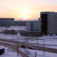Северодвинск. 22 декабря - самый короткий день в году :: Владимир Шибинский