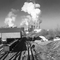 Кольцевая железная дорога :: Ирина Шарапова