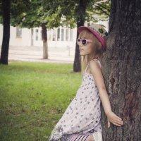 Лия дочурка :: Олег Лопухов
