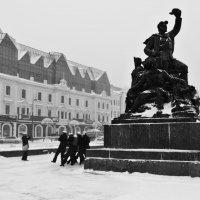 Владивосток перед новым годом :: Sofia Rakitskaia