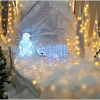 У ног Снежной королевы. :: Валерия Комова