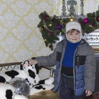 В гостинной :: Анатолий Гагарин