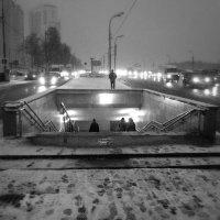 С добрым утром, Москва ! :: Константин Фролов