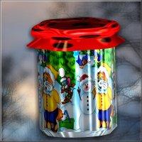 подарок с конфетами) :: linnud