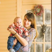 Первый Новый год :: Екатерина Полина