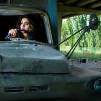 Crazy driver... :: Мисак Каладжян
