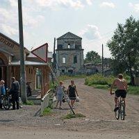 Уездный город N :: Тата Казакова