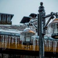 Ледяная бахрома 2 :: Александр Хорошилов