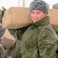 В армию... :: Константин Филякин