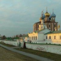 Рязанский  Кремль вечером :: Константин Тимченко