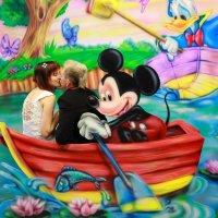 Любовная лодка :: Дарья Нестерова