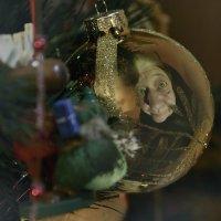 Праздничный автопортрет. :: Григорий Гурьев