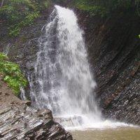 Водопад  Гук :: Андрей  Васильевич Коляскин