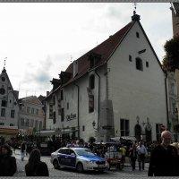 Ресторан Olde Hansa :: Вера
