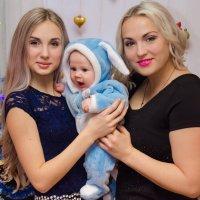 Семья :: Марина Озерская