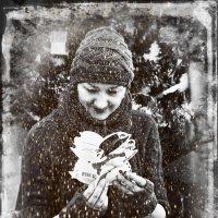 Новогодняя... :: ОЛЬГА КОСТИНА