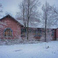 Старая школа... :: марк