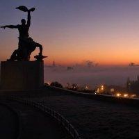 Ранее утро в Ростове-на-Дону :: Виталий KK