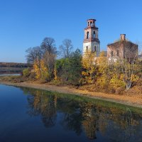 Тихая осень :: Николай Белавин