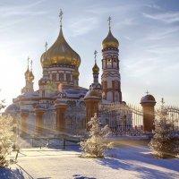 Зимой и летом - всегда тепло! :: Павел Сухоребриков