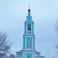 Церковь Рождества Пресвятой Богородицы :: Светлана Лысенко