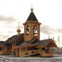 Церковь преподобного Саввы Освященного в Люблино :: Александр Качалин