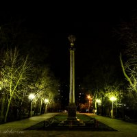 ***Александровская колонна :: Allekos Rostov-on-Don