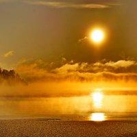 мороз и солнце..... :: Ольга Cоломатина