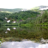 озеро :: helga
